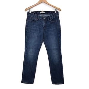 Levi's 525 sz 12 Jeans Pefect Waist Straight Leg